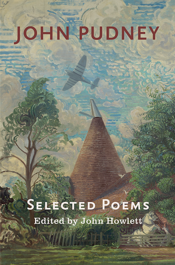 Pudney Selected Poems COVER FINAL FOR WEBSITE 2